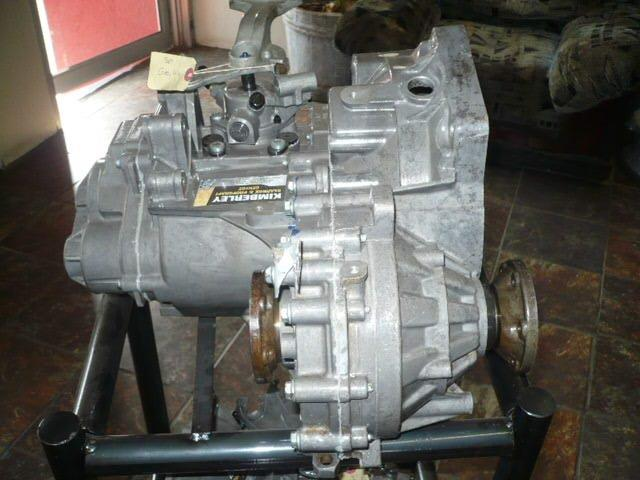 GEARBOXES FOR SALE: 6 Speed Volkswagen Caddy